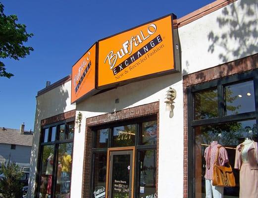 Clothing stores in brainerd mn