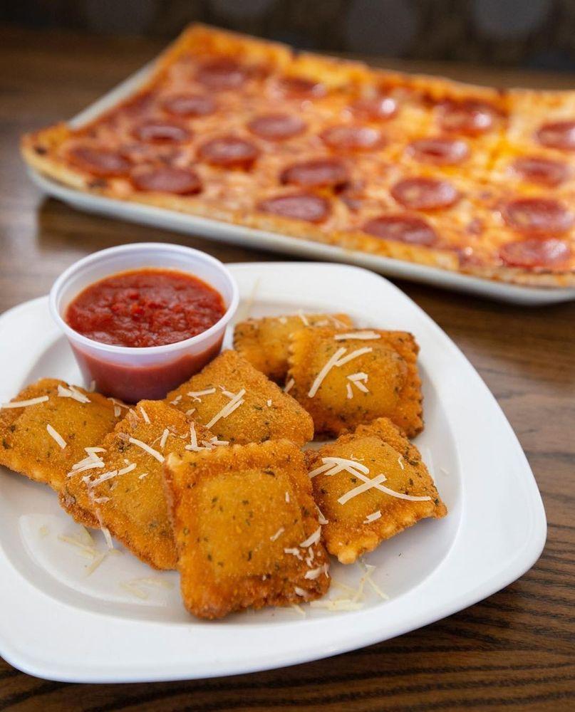 Ledo Pizza: 8416 Bayside Rd, Chesapeake Beach, MD