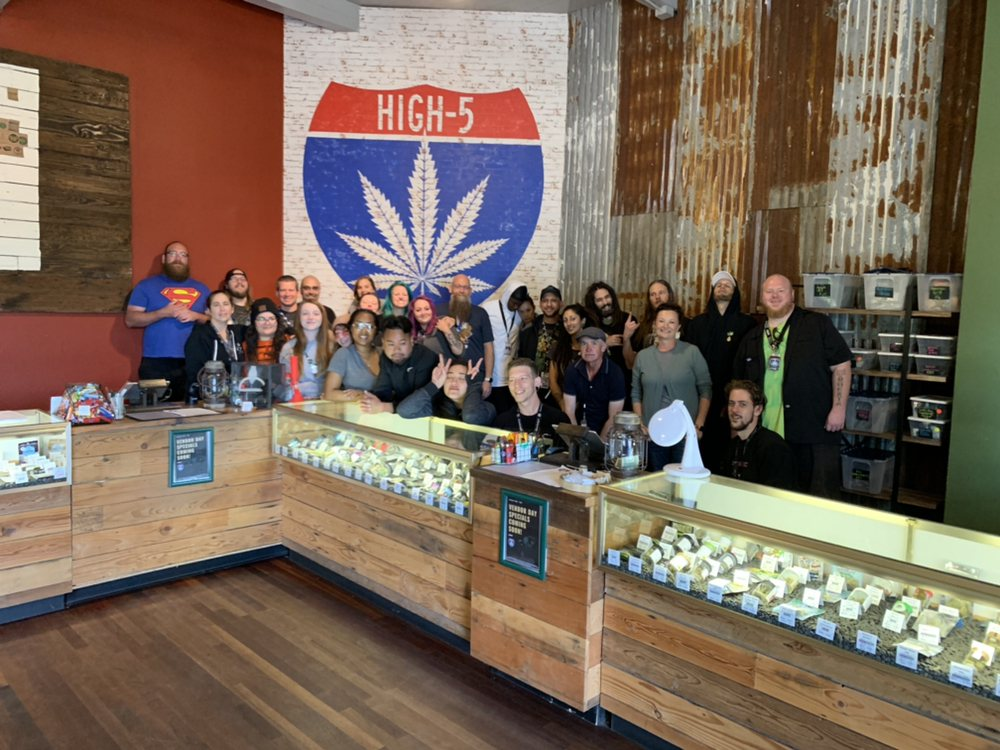 High 5 Cannabis: 6511 NE 137th Ave, Vancouver, WA