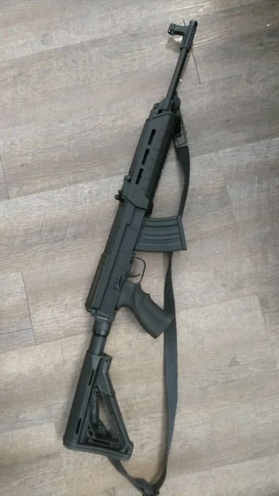 Czech Small Arms VZ58 Magpul edition 7 62x39 - Yelp