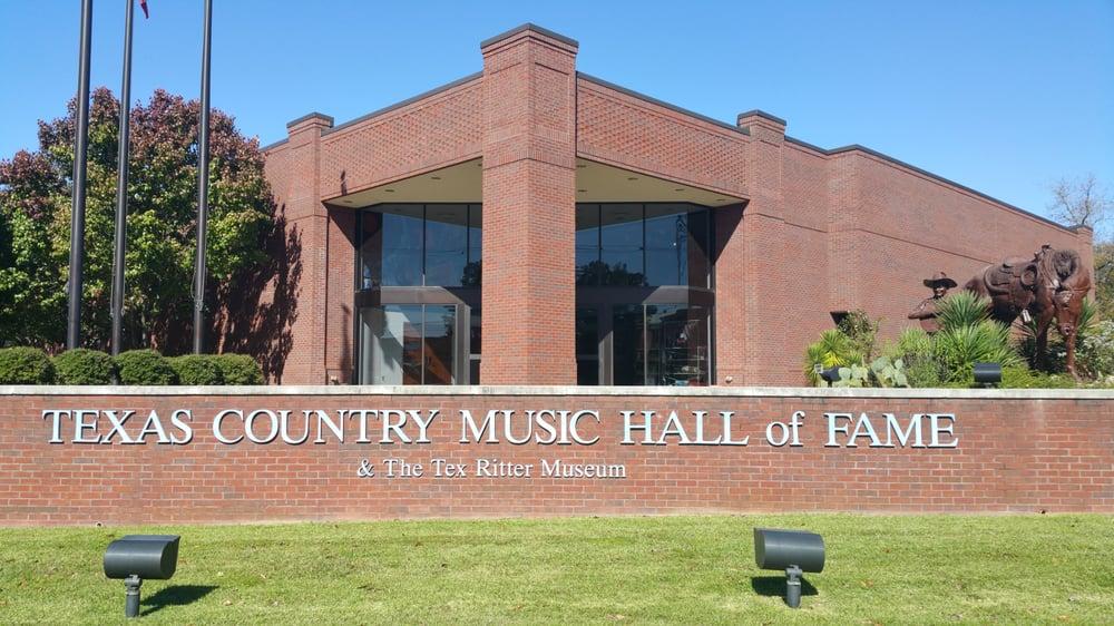 Texas County Music Hall of Fame: 300 W Panola, Carthage, TX