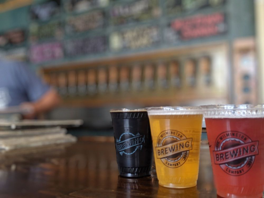 Social Spots from Wilmington Brewing Company