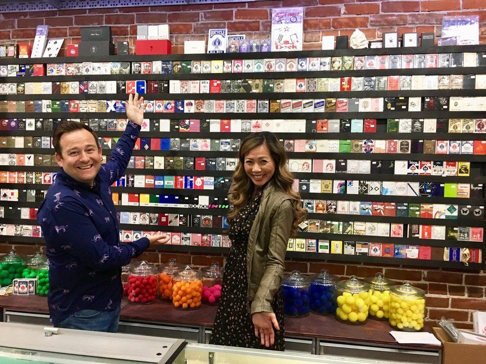 Magic Shop San Diego