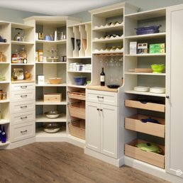Photo Of 3 Day Closets   Orlando, FL, United States. Pantry With Space