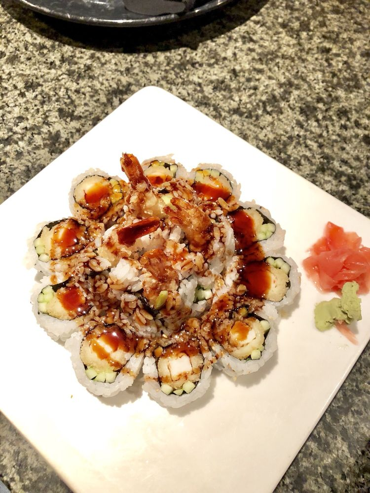 Fuji Japanese Steakhouse & Sushi Bar: 1731 Eglin St, Rapid City, SD