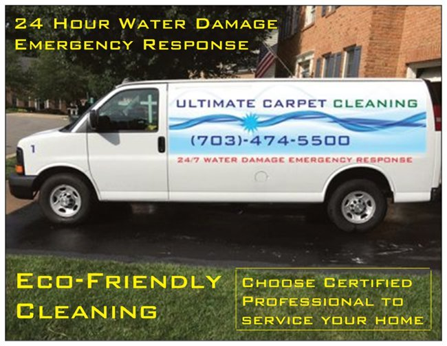 Ultimate Carpet Cleaning and Water Damage Restoration