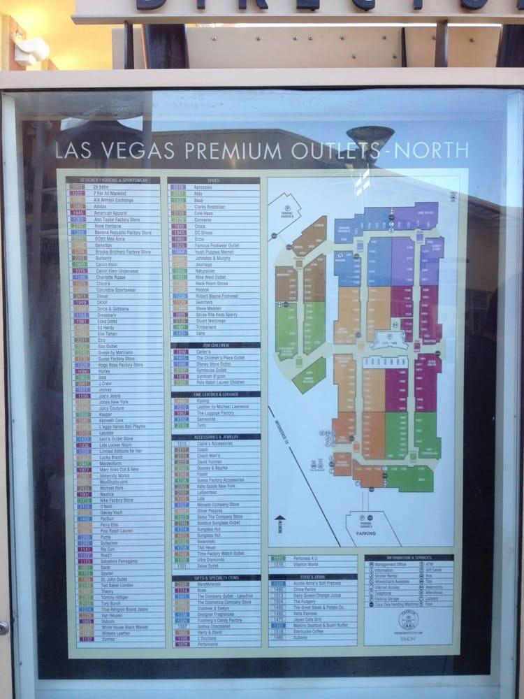 Fotos De Las Vegas North Premium Outlets Yelp