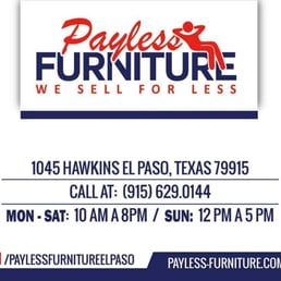 Payless Furniture CLOSED Home Decor 1045 Hawkins