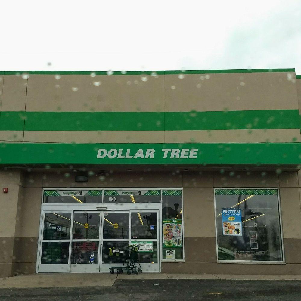 Dollar Tree - Discount Store - 158 E Westfield Ave, Roselle Park, NJ ...