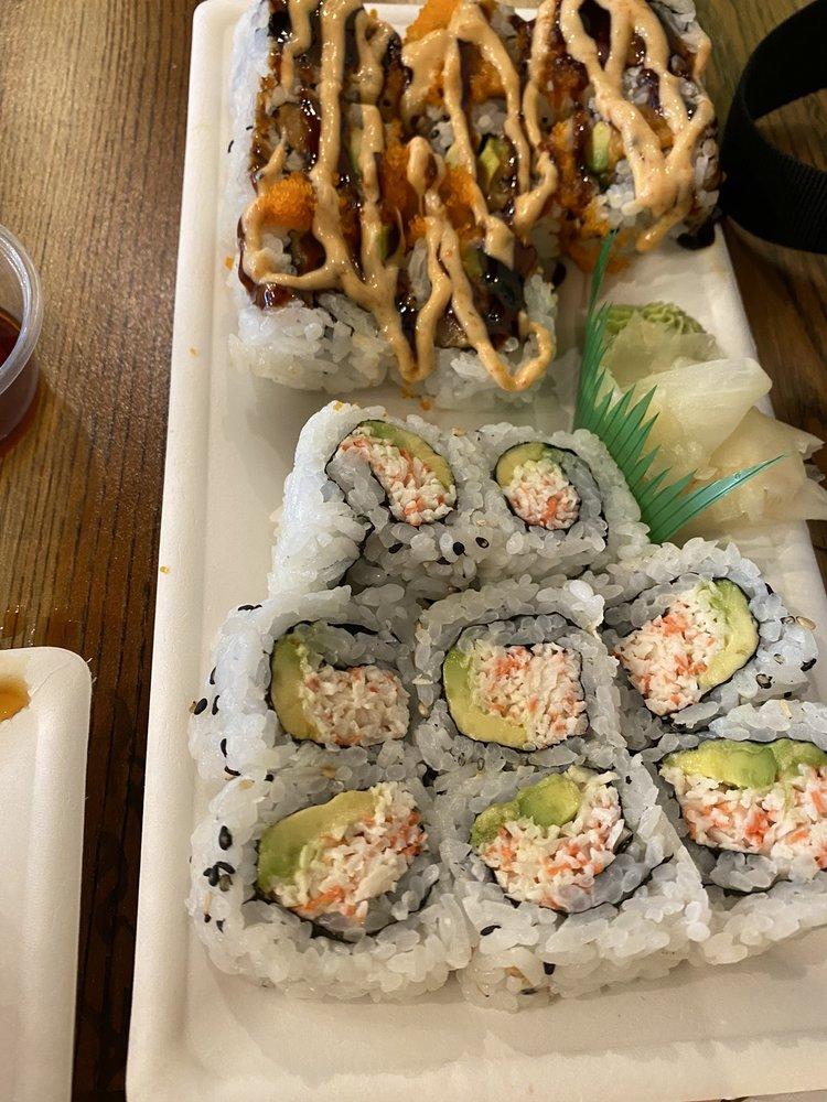 Food from Teriyaki Box