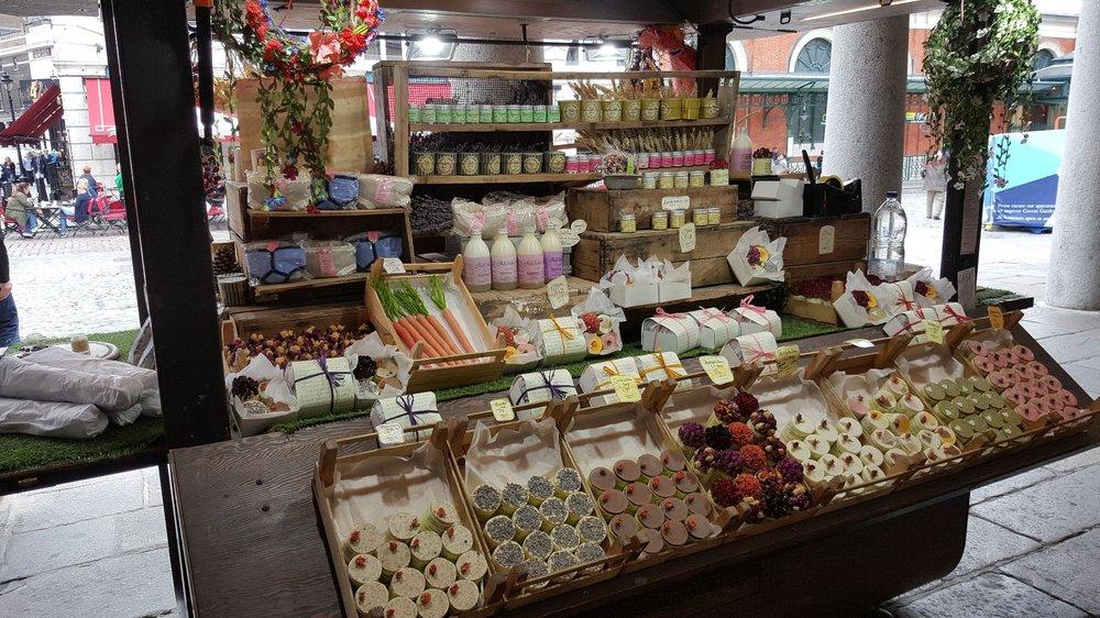 Covent Garden Antique Market
