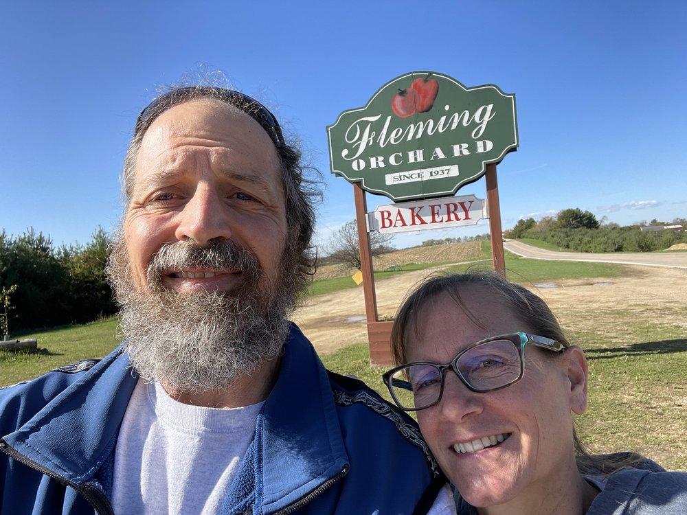 Fleming James Jr Orchard: 45846 State Highway 171, Gays Mills, WI