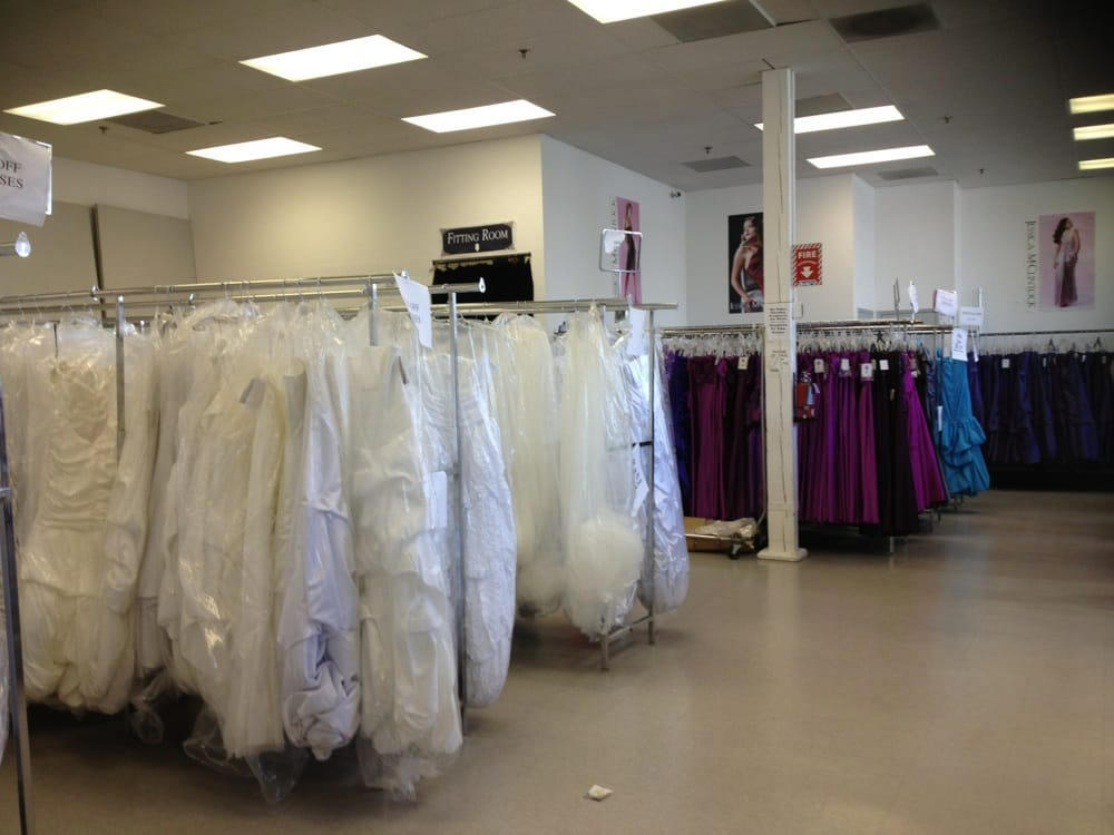 Wedding dresses yelp for Jessica mcclintock wedding dresses outlet