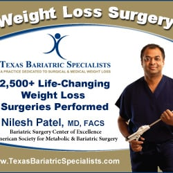 Texas Bariatric Specialists Weight Loss Centers 2201 South W S