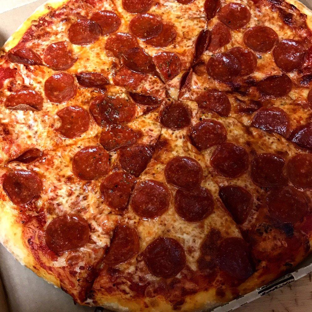 The Original Franco's Pizzeria: 144 E 9th St, Berwick, PA