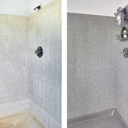 Bathroom And Photo Of Miracle Method Surface Refinishing   Portland, OR,  United States.