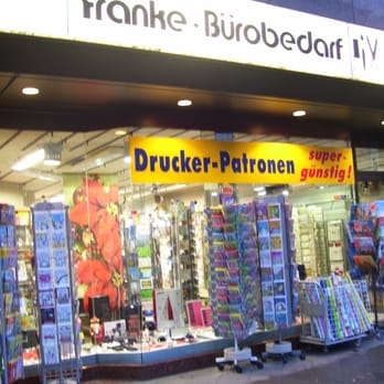 Franke Bürobedarf 30 Fotos Papier Schreibwaren Duisburgerstr