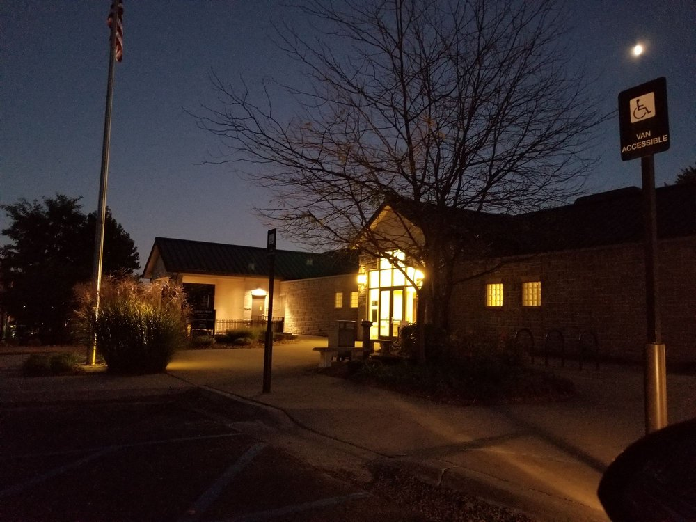 Coloma Public Library: 155 S Front St, Coloma, WI