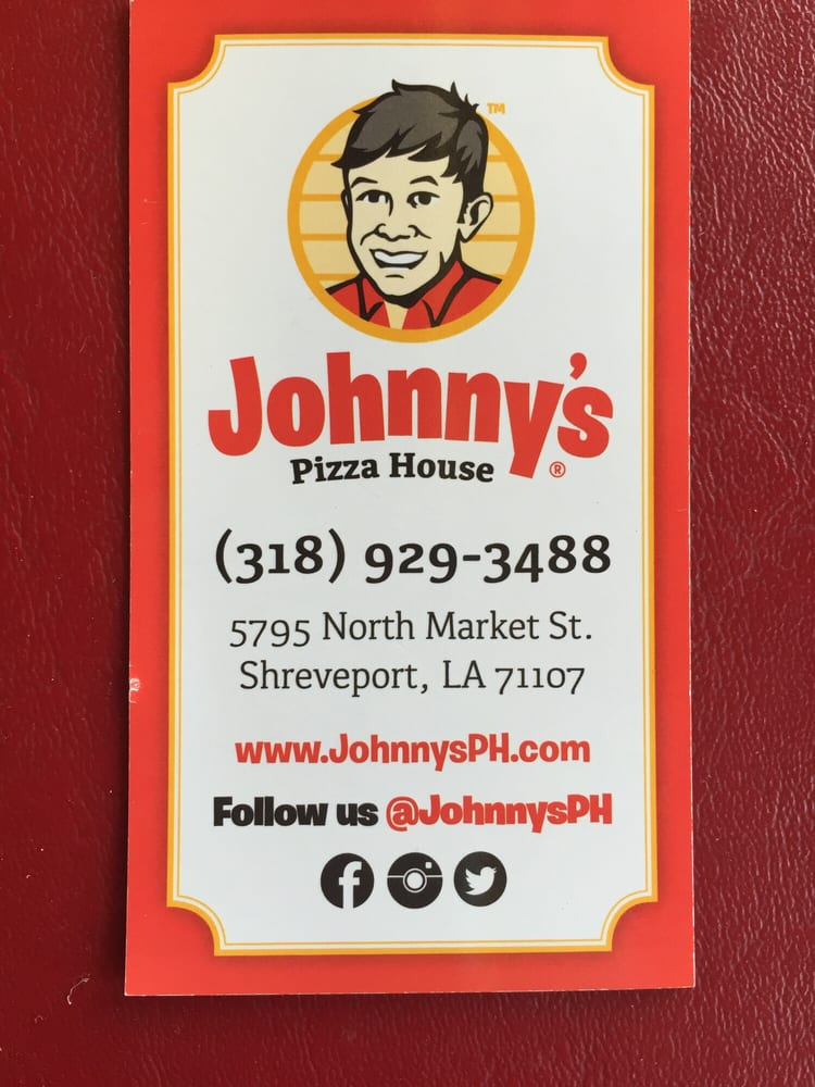 Menu   Pizza   Specials   Johnny's New York Style Pizza