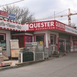 Quester Baustoffhandel Closed Building Supplies Benjowskigasse