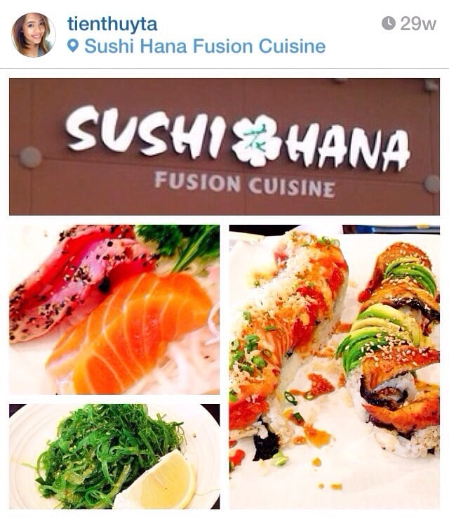Photos for sushi hana fusion cuisine yelp for Australian fusion cuisine