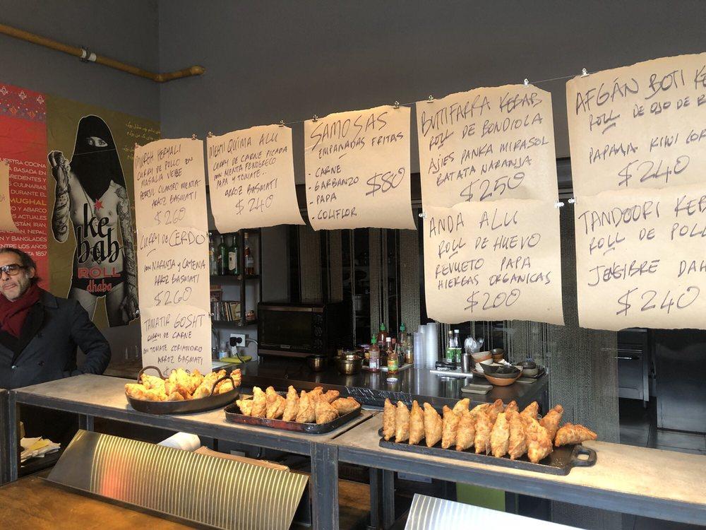 Kebab Roll: Honduras 5761, Buenos Aires, C