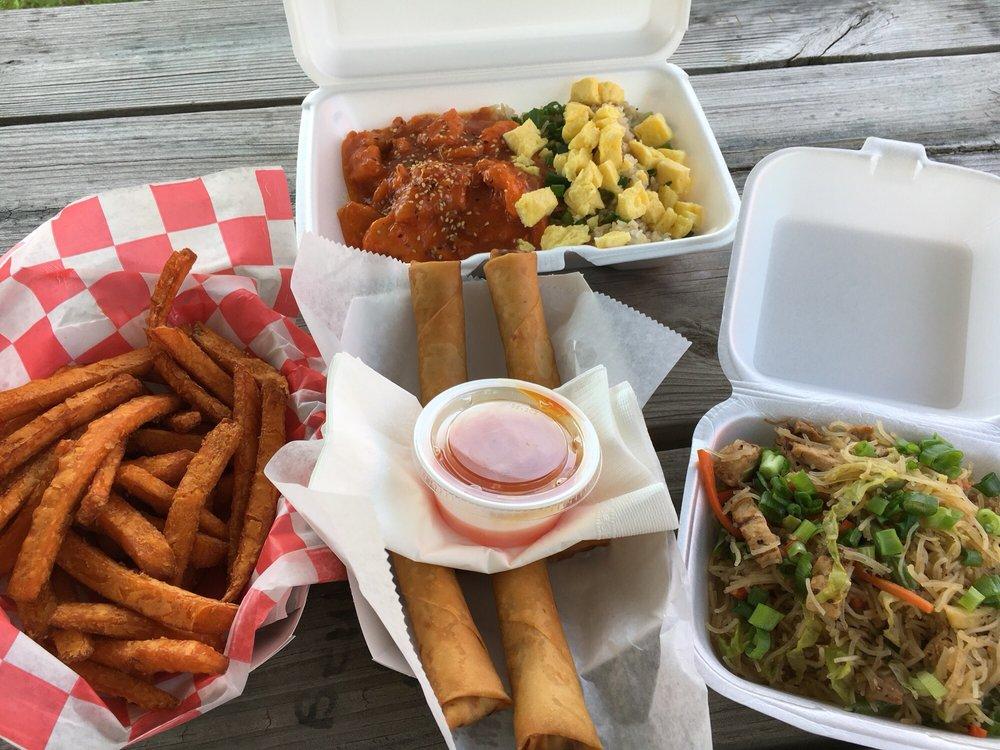 Mary's Asian Cuisine: 187 US-31, Beulah, MI