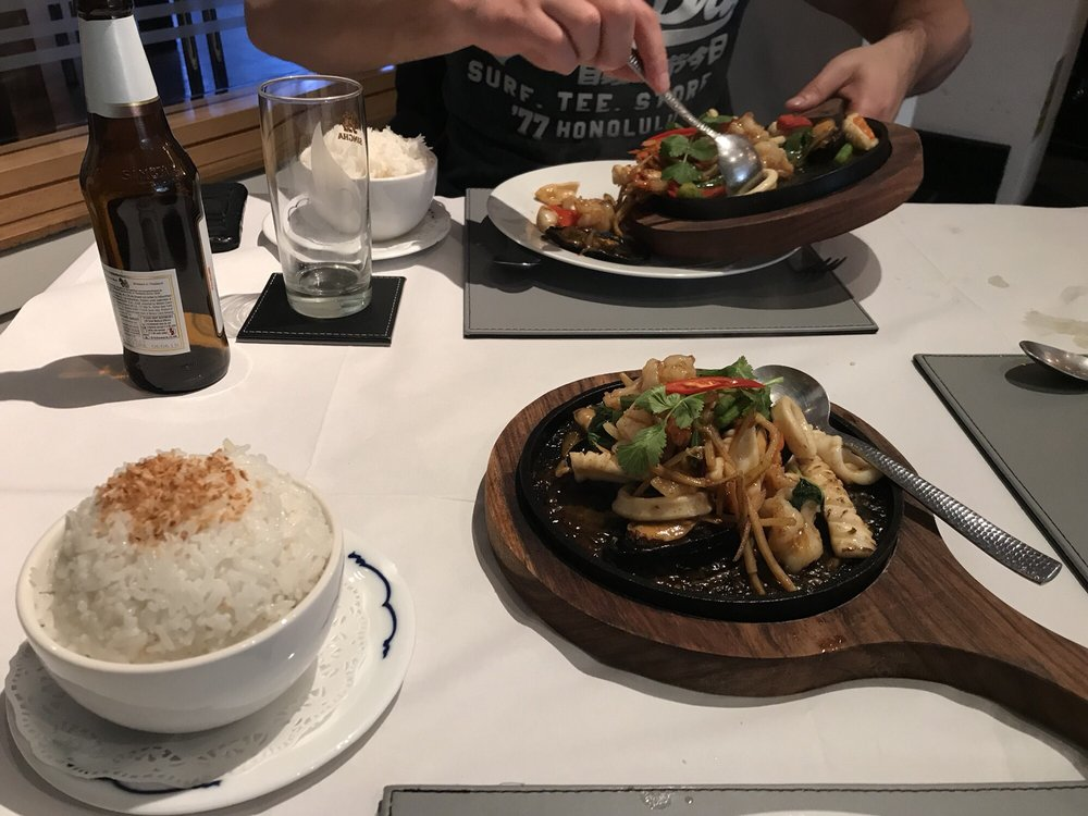 The Royal Siam Thai Restaurant
