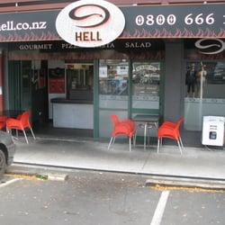 Hell Pizza - 5/402 Titirangi Rd, Titirangi, Waitakere