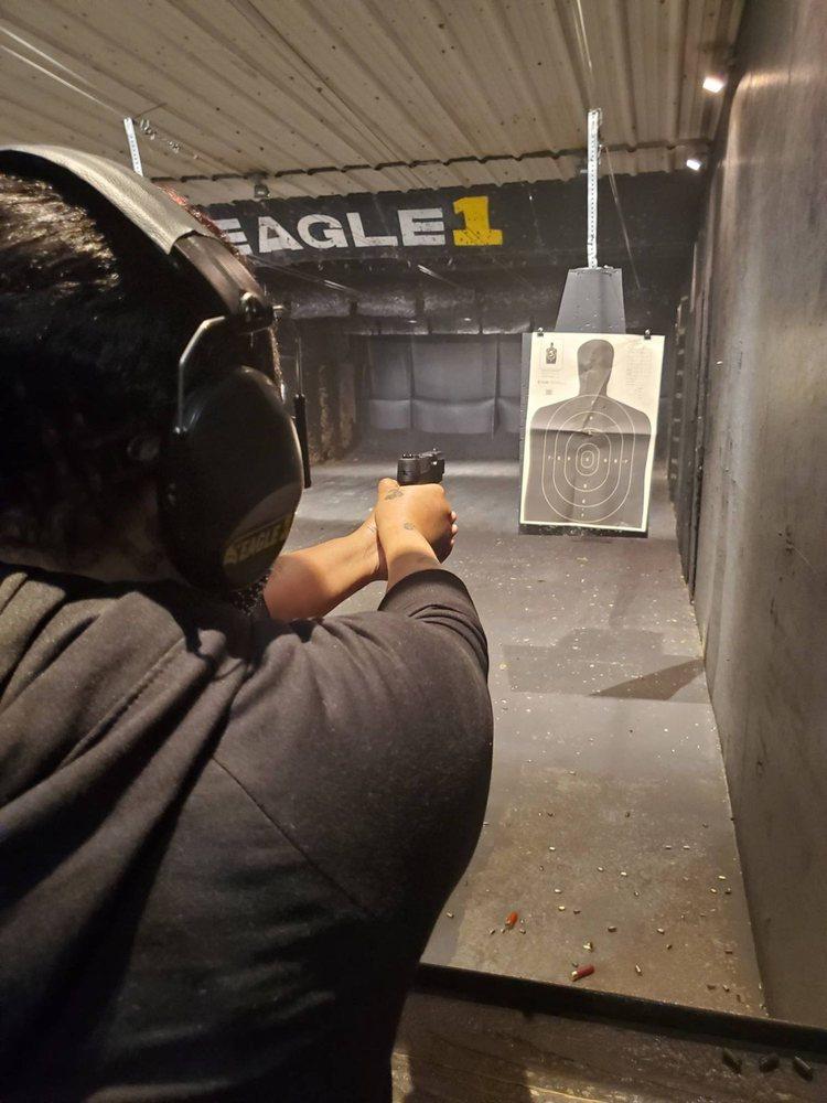 Gunz N Black Rosez Firearm Training: Durham, NC