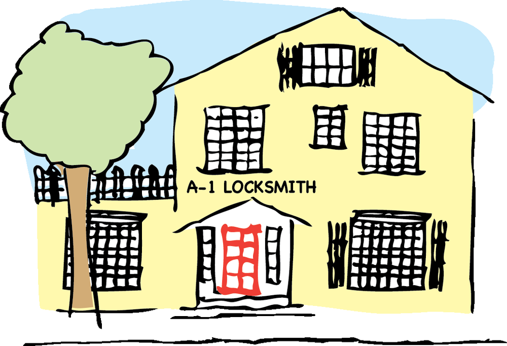 A-1 Locksmith: 123 E Commerce St, Altus, OK