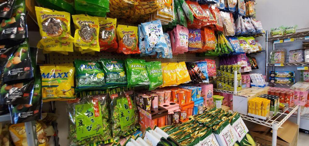 Asian Market International: 4197 Kitsap Way, Bremerton, WA