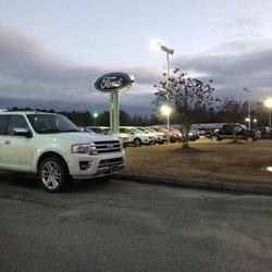 Fairway Ford Car Dealers 444 Us Hwy 117 S Burgaw Nc