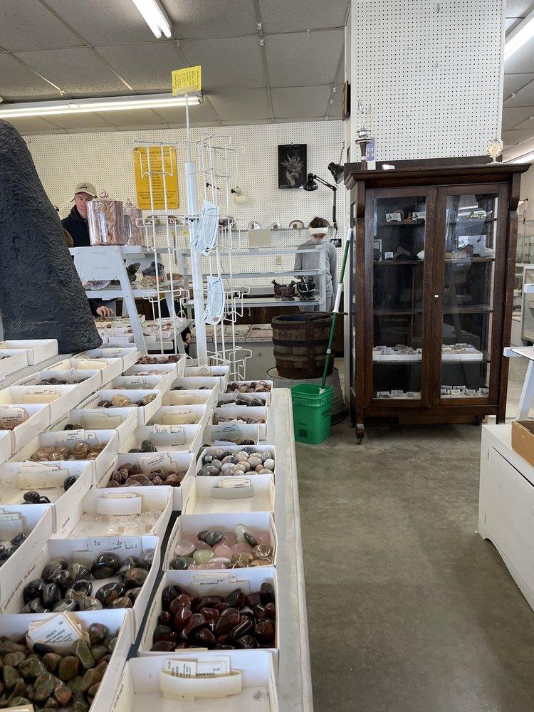 Fall Creek Rock Shop