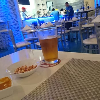 Coastal peruvian seafood and grill closed 337 photos for Fish restaurant naples