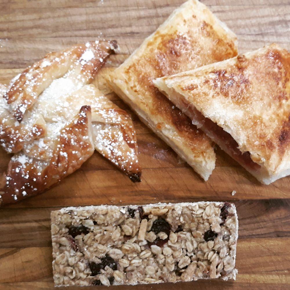Seraphim Bread: 228C S Santa Fe Ave, Salina, KS