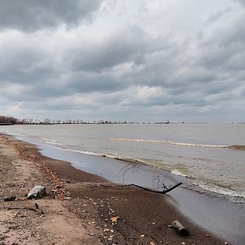 Photo Of Fairport Harbor Lakefront Park Beach Oh United States