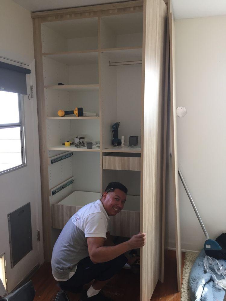 Photo of modern closet spaces gardena ca united states juan the