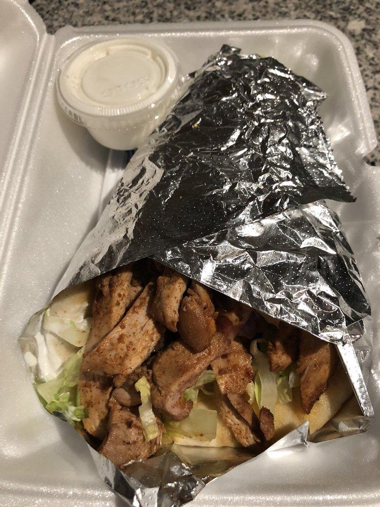 Ali Baba Mediterranean Grill: 4793 Red Bank Expwy, Cincinnati, OH