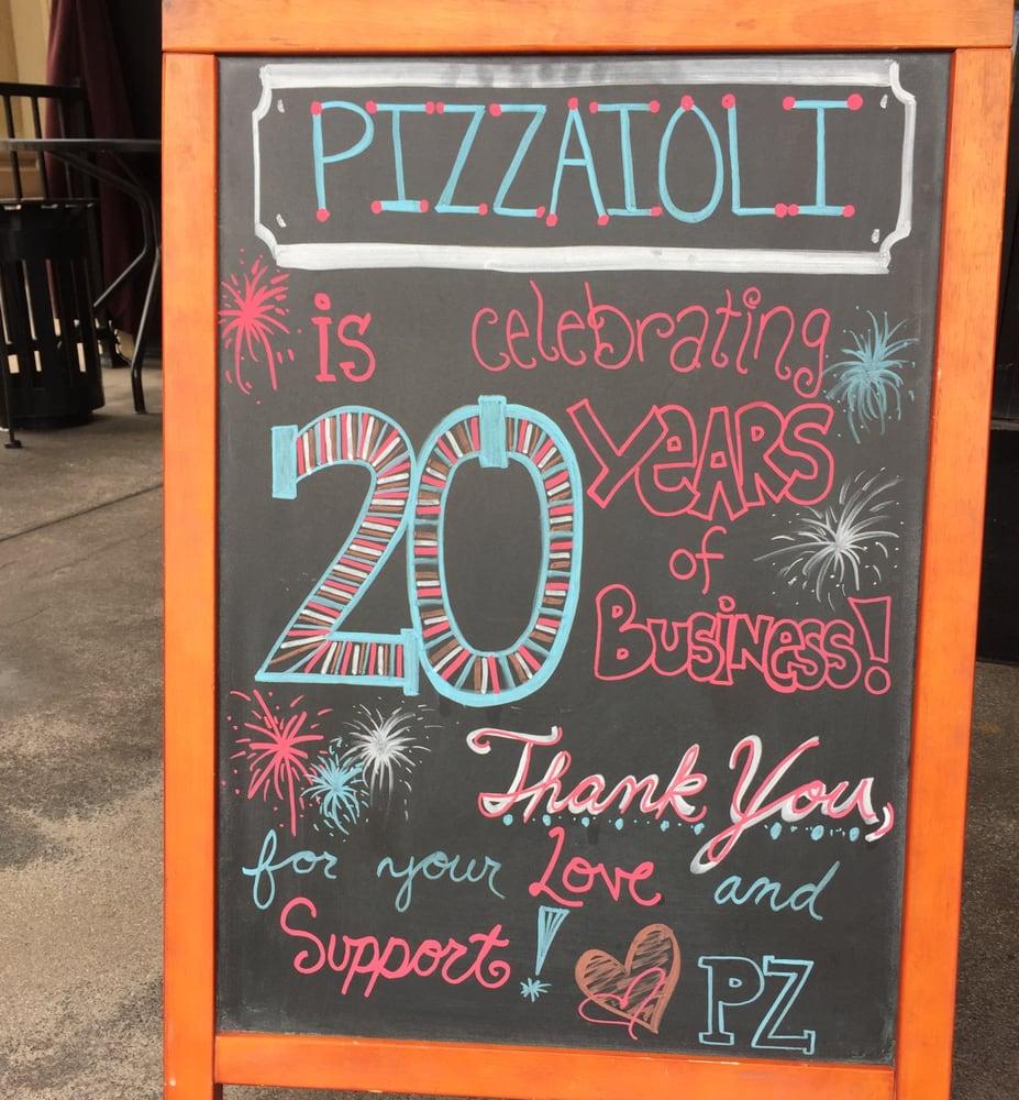 Photo of Pizzaioli: Chino, CA