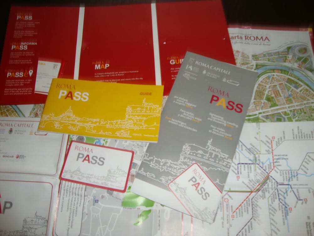 how to validate roma pass