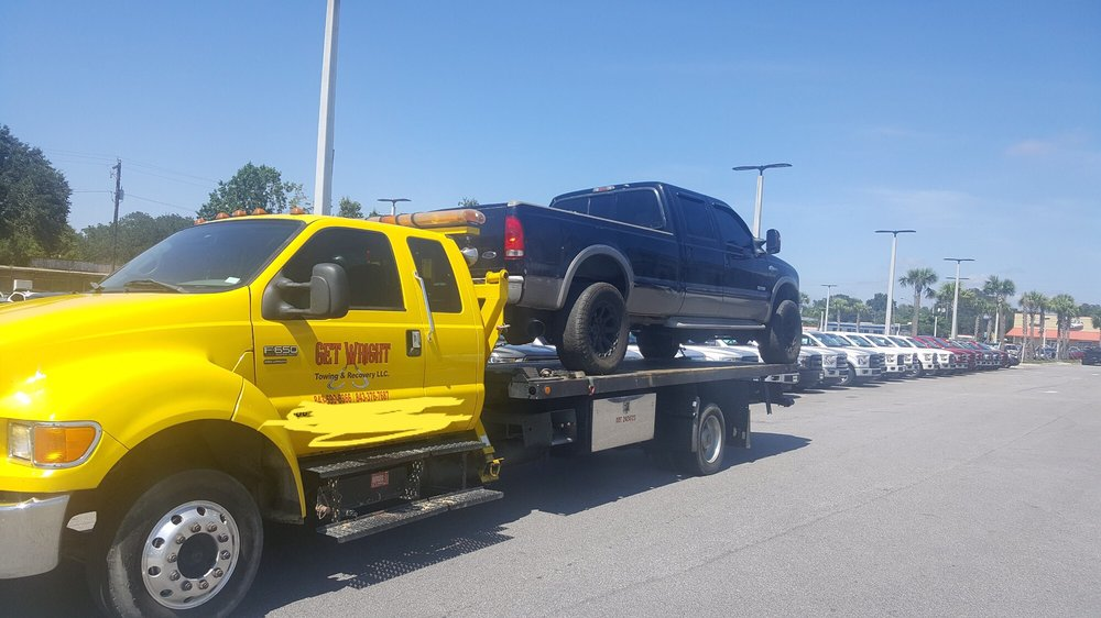 Towing business in Sangaree, SC