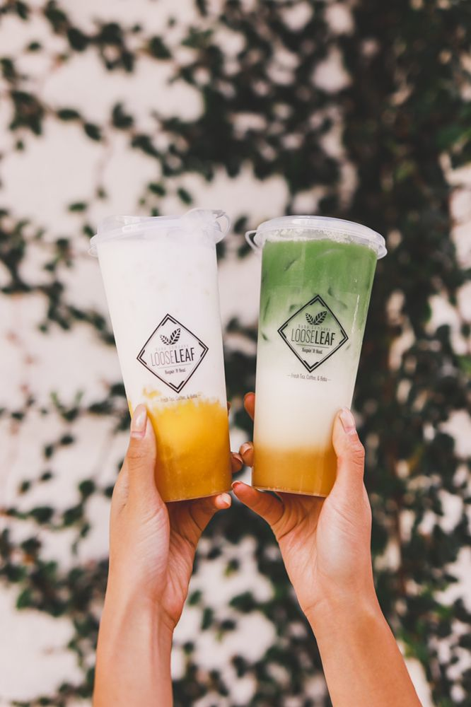 Social Spots from Loose Leaf Boba Co