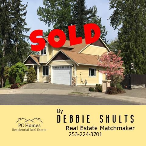 Debbie Shults Real Estate Matchmaker | 10213 24th St E, Edgewood, WA, 98372 | +1 (253) 224-3701