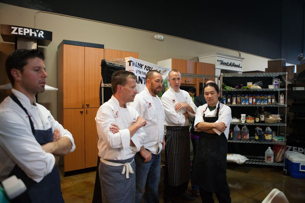 Reno Bites Chef Showdown At Czyz's Appliance