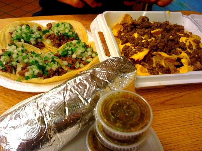Mexican Restaurant King City Ontario