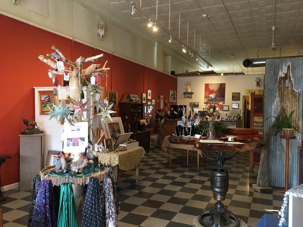 Zier Gallery: 120 S Main St, Bridger, MT