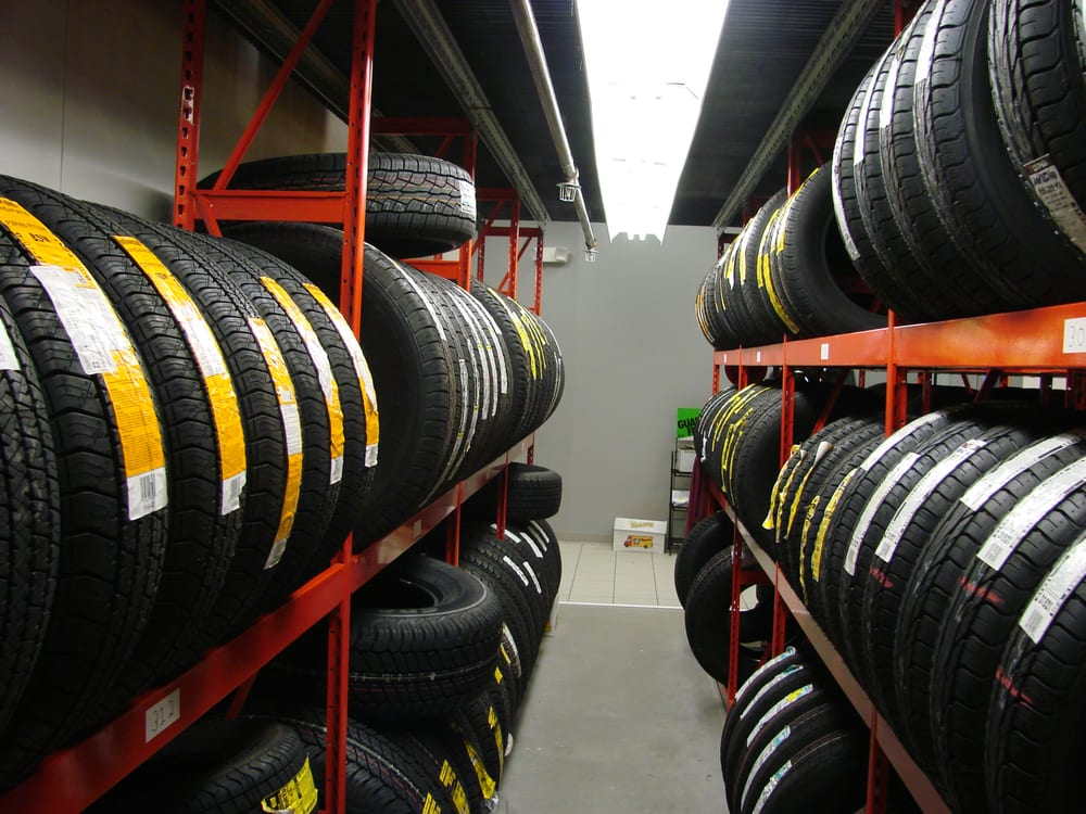 Photo Of Balise Toyota   West Springfield, MA, United States. Tire  Department At