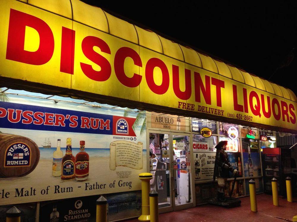 Denny's Discount Liquors