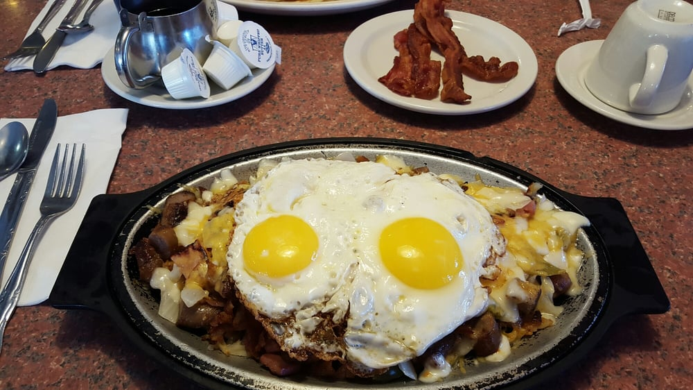 Meat Lovers Skillet Excellent Yelp